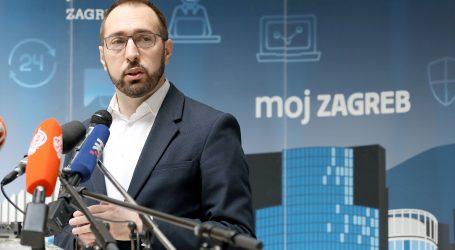 """Tomašević: """"Raspisali smo prve javne natječaje za pročelničke pozicije, slijedi smanjenje gradskih ureda"""""""
