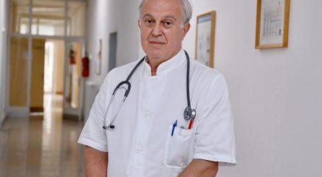 """Ivo Ivić: """"Pacijenti na respiratoru rjeđe umiru, ali broj cijepljenih nije dovoljan"""""""