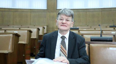 DSV kaže da Dobronićev slučaj nije na redu, a rješavaju pet stegovnih predmeta godišnje
