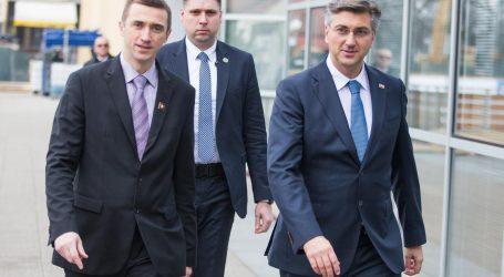 """Penava prozvao Plenkovića zbog situacije u Vukovaru, premijer mu odbrusio: """"Treba politički odrasti"""""""