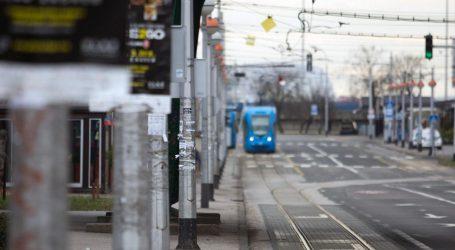 Na Savskoj cesti tramvaj udario djevojčicu, ozlijeđena je