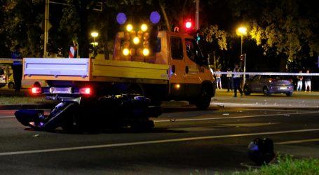 U teškoj prometnoj nesreći u Zagrebu poginuo motociklist