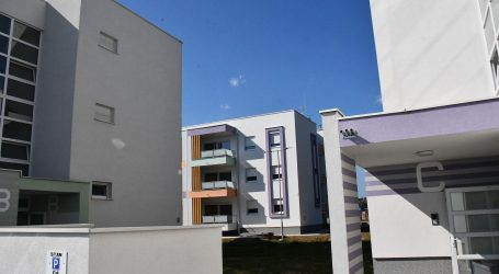 Cijene novih stanova u prvom polugodištu porasle 4,4 posto