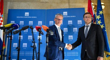 Guverner Vujčić: Pokusno kovanje eura s hrvatskim motivima do kraja ove godine