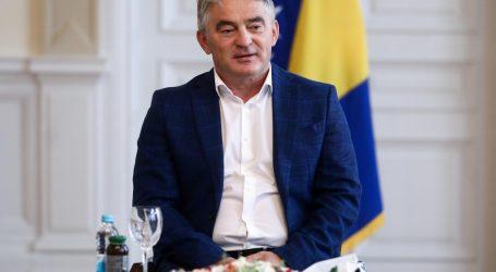 """Komšić o Milanovićevoj izjavi: """"To je vrhunac gluposti. Čak ni Vučić tako ne govori"""""""