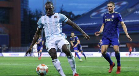 Dinamo porazom od West Hama otvorio grupnu fazu Europske lige