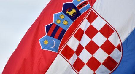 Došao u posjet rodbini koja živi na području Vukovara pa zapalio hrvatsku zastavu