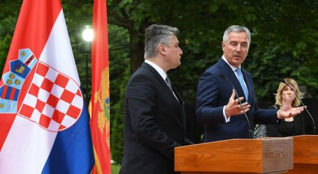Crnogorski predsjednik Milo Đukanović sljedeći tjedan stiže u Zagreb