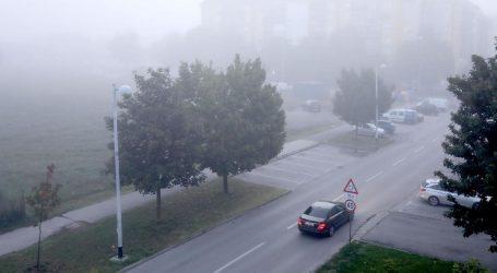 HAK: U unutrašnjosti zemlje magla i skliski kolnici