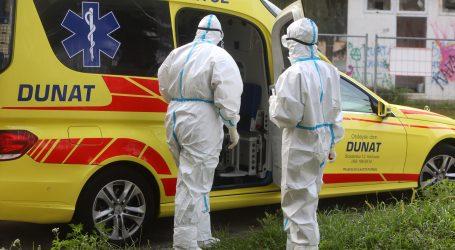 U Hrvatskoj 1042 nova slučaja zaraze, 59 osoba na respiratoru, osam ih je preminulo