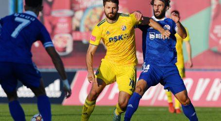 U prvoj utakmici 10. kola Prve HNL Dinamo uvjerljivo svladao Slaven Belupo 4:1