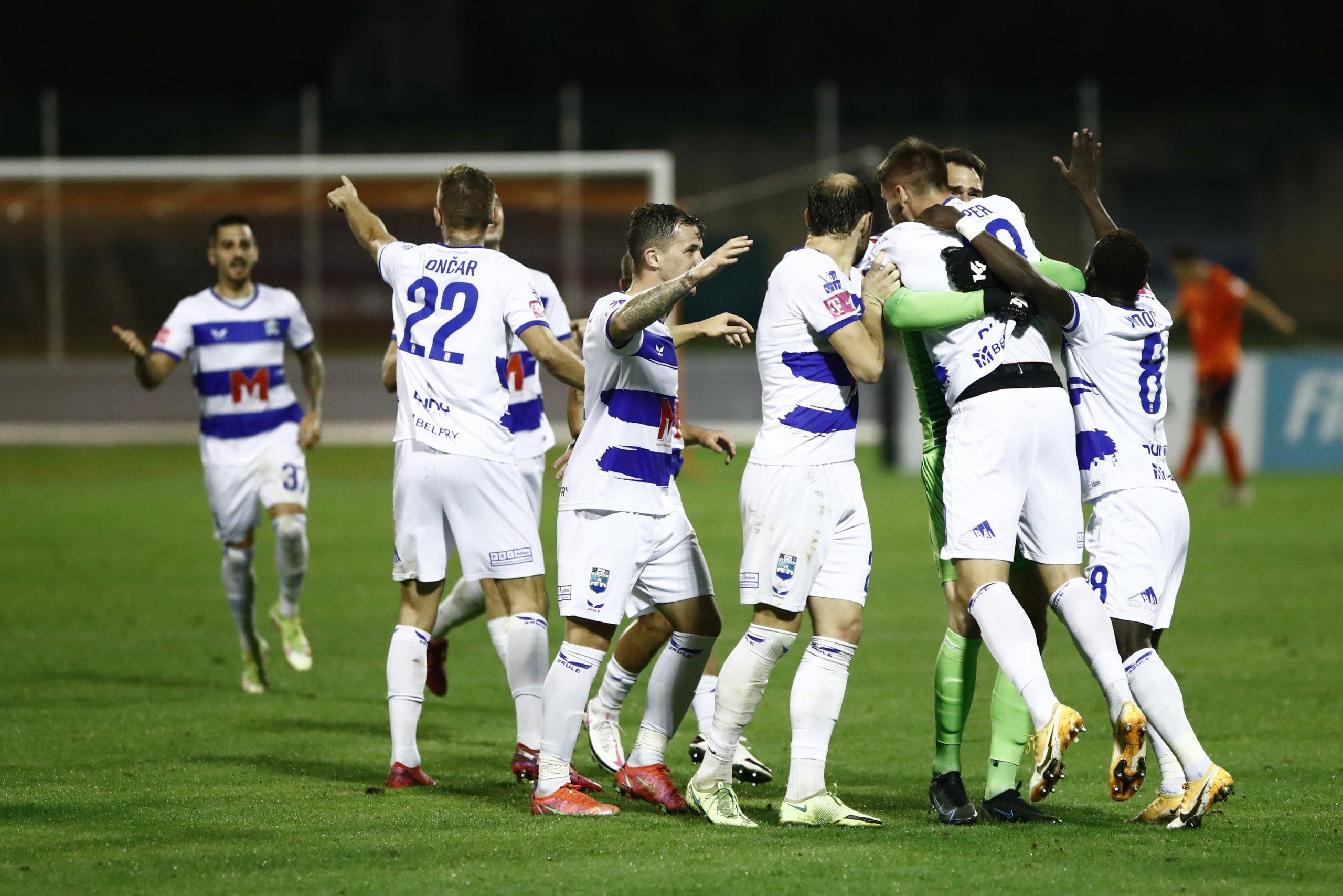 HNL: Dinamo i Osijek opravdali status favorita