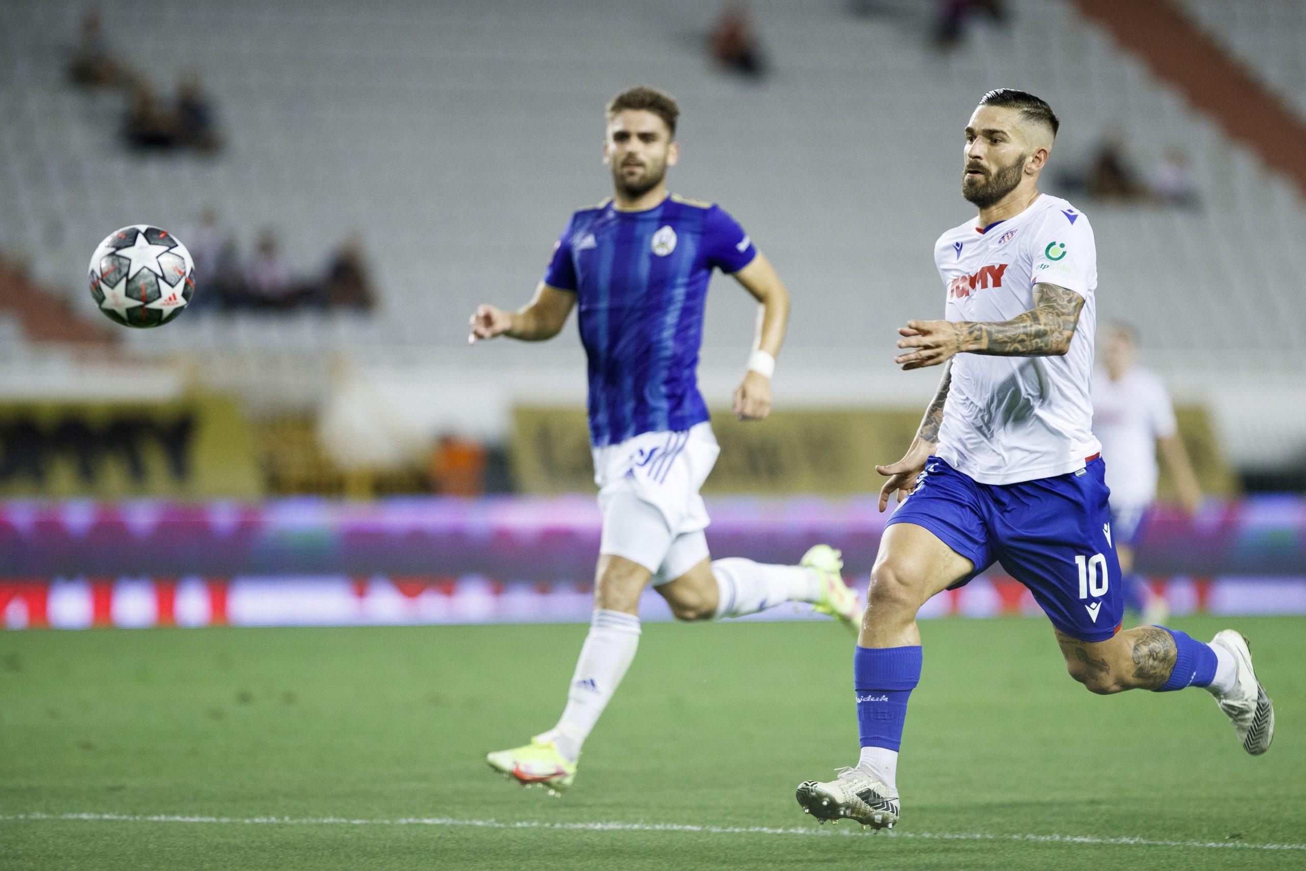Livaja donio Hajduku tri boda protiv Lokomotive