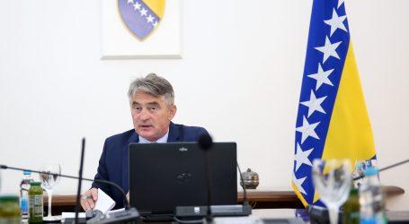 """Komšić: """"Nismo se složili s prijedlogom oko izmjena Izbornog zakona, opasan je za budućnost BiH"""""""