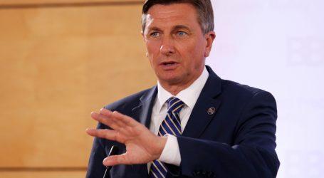 """Pahor: """"Za veću procijepljenost potrebno povećati povjerenje u vladu"""""""