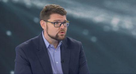 """Grbin o raskolu u SDP-u: """"Ne možemo prepustiti sudbinu stranke stihiji. Spreman sam na radikalne mjere"""""""