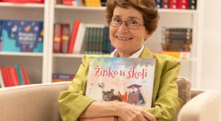 Objavljena priča 'Žinko u školi' Željke Horvat-Vukelja, dugogodišnje urednice Modre Laste