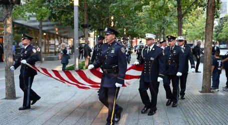Napadi 11. rujna: Dvadeset godina poslije Amerika odaje počast svojim poginulima