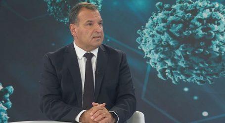 """Ministar zdravstva Beroš: """"Docjepljivanje trećom dozom ovisit će o stručnoj procjeni. Moramo dati povjerenje struci"""""""