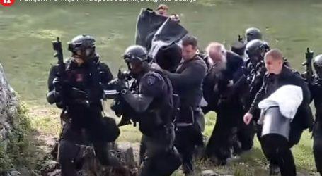 Svjetski mediji: Događaji na Cetinju ogolili su duboke podjele u Crnoj Gori, zaštitu je morala dati policija