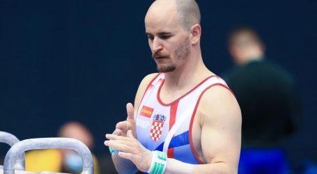 Filip Ude i Tijana Korent plasirali se u finale Svjetskog gimnastičkog kupa u Kopru
