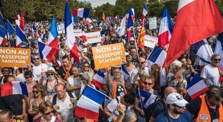 Prosvjedi protiv korona mjera u Austriji, Francuskoj, Nizozemskoj, Turskoj: Osuđuju zdravstvene propusnice