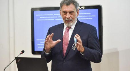 Nova školska godina: Ministar obrazovanja Fuchs pojasnio tko sve mora nositi maske