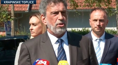 """Ministar Fuchs o maskama u školi: """"Ako postoje neka pravila, onda ona vrijede za sve"""""""