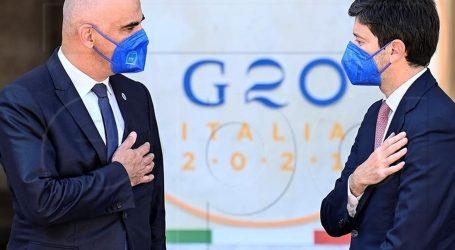 Sporazum iz Rima: Ministri zdravstva kluba G20 složili se da distribucija cjepiva mora biti poštenija