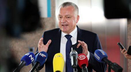 """Ministar Horvat o izmjenama Zakona o obnovi: """"Vanđelić i ja se ne svađamo, ali se koncepcijski ne slažemo"""""""
