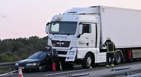 Nesreća kod Brinja: Policija prijavila vozača da je zbog telefoniranja tijekom vožnje izazvao sudar u kojem je poginulo dijete