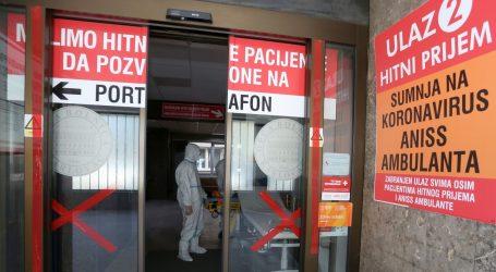 Neslužbeno: Danas u Hrvatskoj više od 1200 novih slučajeva zaraze koronavirusom