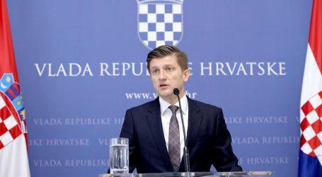 """Ministar financija Marić na Vladi: """"Manjak proračuna opće države iznosi 9 milijardi kuna. To je 2,3 posto BDP-a"""""""