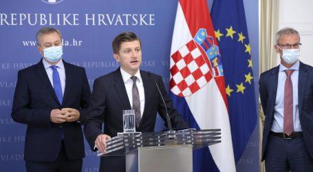 """Ministar Marić nakon sastanka s predstavnicima banaka i guvernerom Vujčićem: """"Imamo nekoliko vrlo dobrih prijedloga"""""""