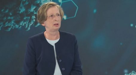 """Markotić: """"Broj zaraženih će sigurno rasti, treća doza cjepiva je izvjesna"""""""