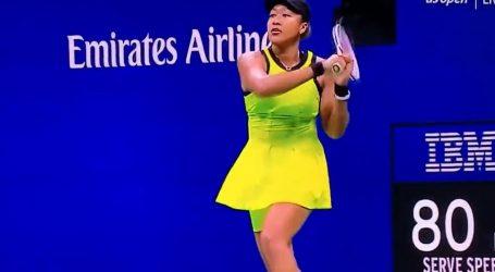 """US Open Naomi Osaka završila u suzama: """"Dok pobjeđujem uopće se ne osjećam sretno"""""""