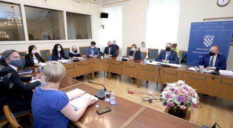 Predstavljanje programa: Kandidati za predsjednika Vrhovnog suda danas pred saborskim Odborom za pravosuđe