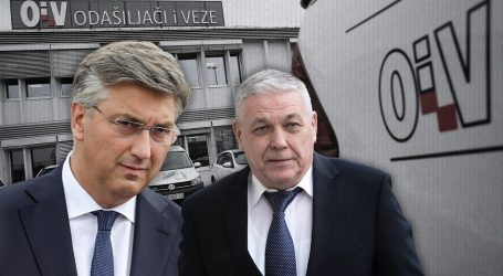 RAZBIJANJE UTJECAJA: Plenković počeo demontažu utjecaja moćnog slavonskog HDZ-ovca Tomislava Čuljka preko Odašiljača i veza