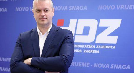 Pavo Kostopeč objavio kandidaturu za predsjednika zagrebačkog HDZ-a