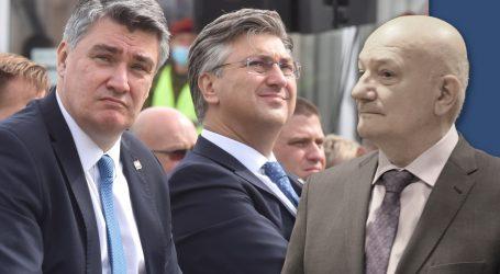 ZNAKOVITA ŠUTNJA: Plenković i Milanović ignoriraju priznanje krivnje kojim je bivši zapovjednik HVO-a potvrdio agresiju Hrvatske na BiH