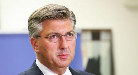 Plenković uputio izraze sućuti zbog požara u covid bolnici u Tetovu