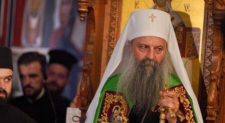 Crnogorski dužnosnici pozivaju na mir uoči ustoličenja mitropolita Srpske pravoslavne crkve na Cetinju