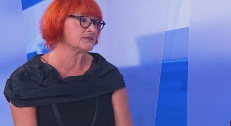 """Rada Borić: """"Grupe podrške bivšem županu Matiji Posavcu na društvenim mrežama djeluju zabrinjavajuće"""""""