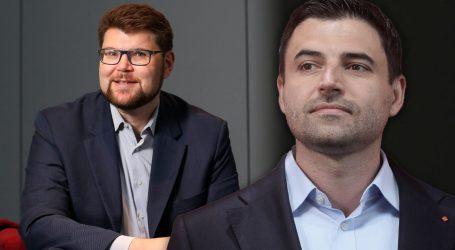UDAR NA VODSTVO: 'Nepromišljenim istupom u Tuheljskim Toplicama Bernardić je ojačao Grbinovu poziciju'