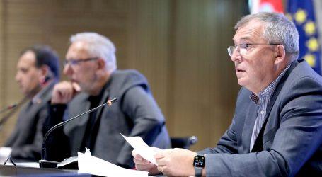 Stožer: U Hrvatskoj 167 novih slučajeva zaraze, preminulo 7 osoba