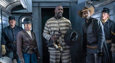 Idris Elba u adrenalinskom westernu 'The Harder They Fall' uz pjesmu Jay-Z-a i Kid Cudija