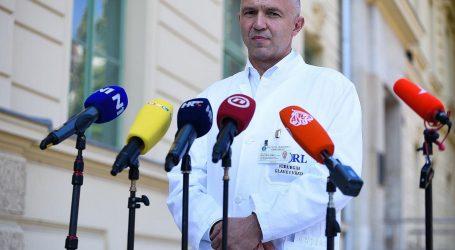 "Ravnatelj KBC Vinogradska: ""Osumnjičeni za ubojstvo svoje troje djece trenutno u stabilnom stanju"""