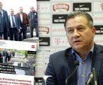 Pravomoćno osuđeni Damir Vrbanović dio delegacije HNS-a