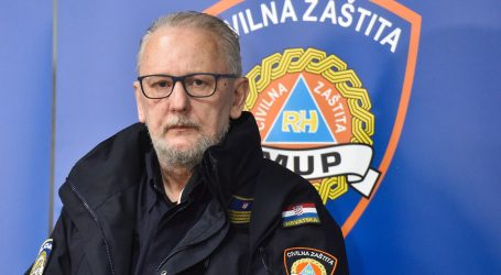 """Božinović: """"Prosvjedi nisu bili veliki, a nisu bili ni prijavljeni"""""""