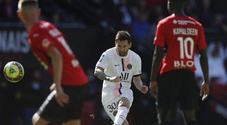 PSG u najjačem sastavu izgubio kod Rennesa
